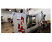 HAAS VF-3 4th Axis CNC Vertical Machining Center