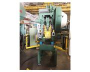 35 TON BLISS C-35 OPEN BACK INCLINABLE (OBI) PRESS