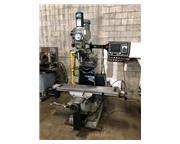 """Bridgeport Series 1 CNC Mill, SWI MX-2 Proto Trak CNC Control, 9""""x48&q"""