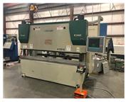 120 Ton x 10' ACCURPRESS 412010 Edge, 4 Axis CNC, 2010