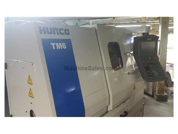 Hurco TM6 CNC Lathe - EXCELLENT CONDITION - NEW in 2003