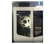 2012 DMG Mori 700 MillTap VMC w/ 4th Axis Rotary