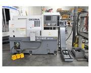 OKUMA SLANT BED CNC LATHE
