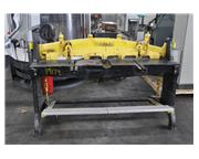 NIAGARA MECHANICAL FOOT SHEAR