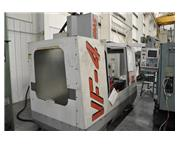 HAAS VF-4 CNC VERTICAL MACHINING CENTER