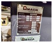 """.25"""" x 8.66"""" x 8.66"""" Amada # CSHW-220 , 20 ton, heavy duty hydraulic coper,"""