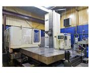 "Toshiba BTD-13F.R22 5.12"" CNC Table Type Horizontal Boring Mill"