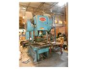 120-Ton HEIM Model 12-OBI-BG, Back Geared OBI Punch Press