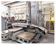 "Lucas 441B120 4"" Table Type Horizontal Boring Mill"