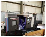 "2012 Doosan Puma 2100SY CNC Turning Center with Sub-Spindle and ""Y&quo"
