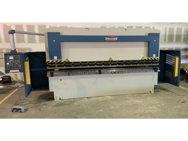 BAILEIGH 10' x 140 Ton BP-14010CNC Hydraulic Press Brake
