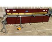 GMC 10' x 10 ga. HS-1010MD Deluxe Hydraulic Shear