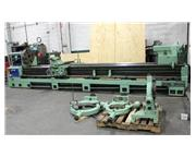 "34"" x 200"" KINGSTON HEAVY DUTY ENGINE LATHE MODEL: HR-5000"