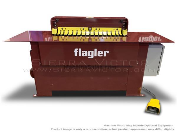 FLAGLER 20 ga. Electric Cleatfolder EC-30