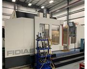 Fidia GTF 3514 MA 4500 6-Axis High Speed Milling Machine