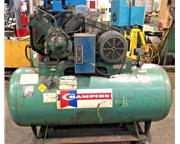 CHAMPION RECIPROCATING AIR COMPRESSOR, 175PSI, 10HP Motor, 120 Gal Air Tank