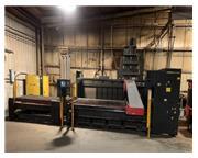 2000 WATT AMADA GEMINI F0-3015 CNC LASER CUTTER APPROX: 62,250 TOTAL HOURS