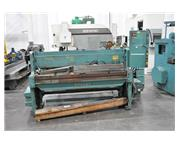 WYSONG MECHANICAL SHEAR