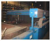 2000 WATT CINCINNATI CL-7 LASER CUTTING MACHINE WITH (2) 6' x 12' PALLETS