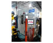 NAGEL MODEL ECO 40-2 CNC TWIN SPINDLE VERTICAL HONING MACHINE