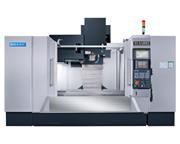 NEW SHARP SV-5128SX BOX WAY CNC VERTICAL MACHINING CENTER