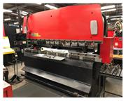 138 Ton Amada RG-125 Press Brake, Stock 1007