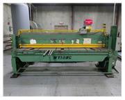10' x 10ga Wysong 1010RD Mechanical Shear, Stock 1113