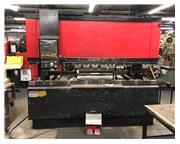 110 Ton Amada FBD-1030E Press Brake, Stock 1006