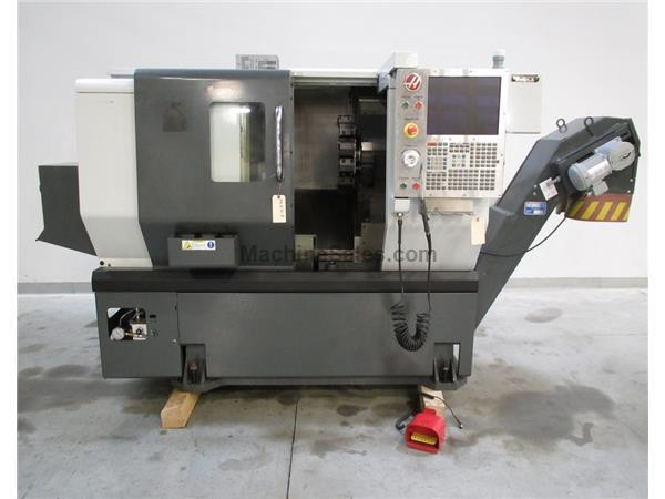 "2014 HAAS MODEL ST-10 CNC LATHE WITH HAAS CONTROL, 6"" CHUCK"