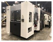 "2016 OKUMA MB-5000H HORIZONTAL MACHINING CENTER, 19.7"" Pallets"