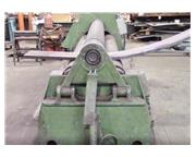 """8' x 1/2"""" ROUNDO PS280 3 Roll Hydraulic Plate Bending Roll"""