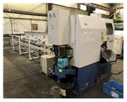 Tsune # TK5C101GL , CNC fully automatic circular carbide saw, 20' loading magazine, 2004,