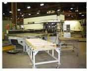 WHITNEY 3700-ATC ROTARY RAM COMBINATION CNC PUNCH AND PLASMA