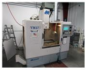 MILLTRONICS VM17 CNC VERTICAL MACHINING CENTER