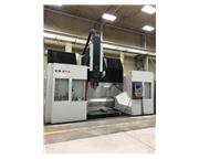 FIDIA KR-214 6-AXIS HIGH SPEED VERTICAL MACHINING CENTER WITH BUILT-IN ROTARY TABLE