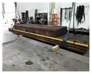 """5' X 15' X 15"""" THICK T-SLOTTED FLOOR PLATE"""