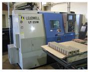 LEADWELL LT-25M CNC TURNING CENTER