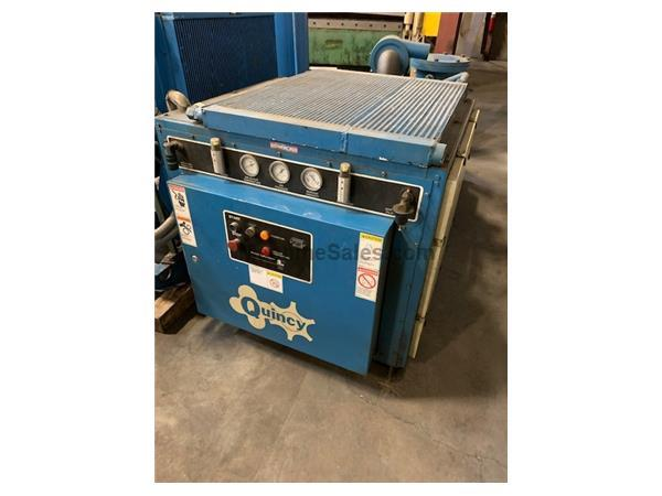Quincy 50 HP Rotary Screw Air Compressor