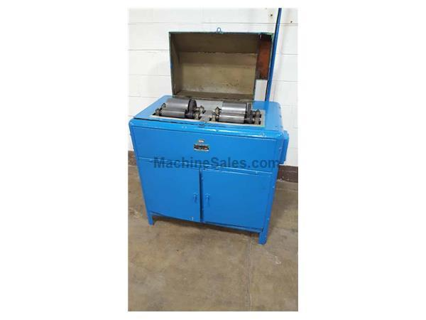 SIZE CONTROL MODEL 200 CENTERLESS LAPPING MACHINE