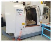 Milltronics RW-20 CNC Vertical Machining Center