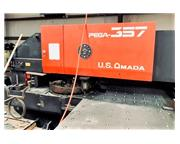 Amada Pega 357 33 Ton Hydraulic CNC Turret Punch