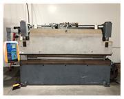 150 Ton x 12' Atlantic Hydraulic Press Brake, Stock 1114