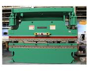 135 Ton Cincinnati Hydraulic Press Brake, 12′ Bed, 1986