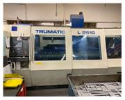Trumpf Trumatic Laser Model L2510 3000 Watt New 2006