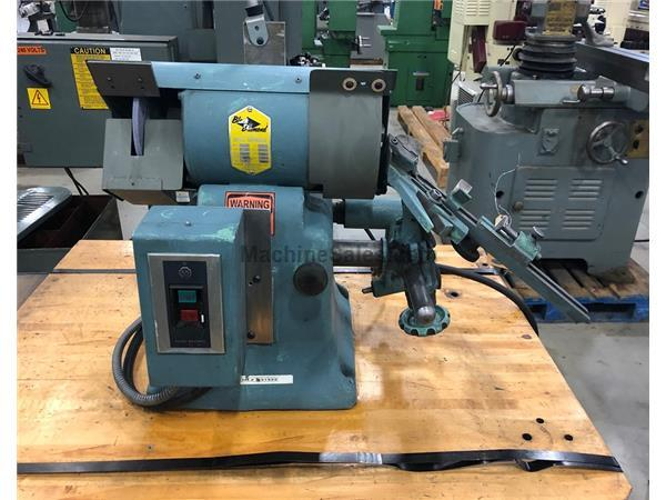 "BLACK DIAMOND MODEL DD2 BENCH TYPE DRILL GRINDER, 1/8"" – 1-1/2"""