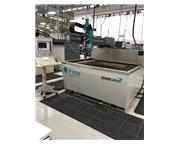Flow,Mach 2-1313B, 4.3'x4.3' Table, 60K PSI, 800 Hours, Great Condi