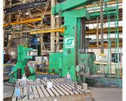Scharmann Heavycut 1.1 CNC Ram Type Horizontal Boring Mill