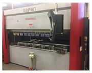 "55 TON X 99.5"" SAFAN SMK-K 50-2550-T3 SERVO DRIVEN PRESS BRAKE MFG:200"