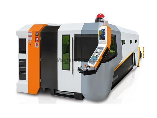 2000 Watt Ermak Fibermak Gen-3 Fiber Laser Cutting Machine
