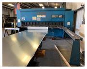 """1/2"""" x 12' Cincinnati 500 CNC Hydraulic Shear"""